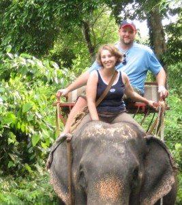 leah-on-an-elephant