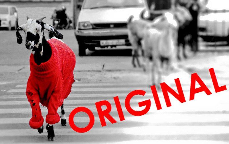 original goat