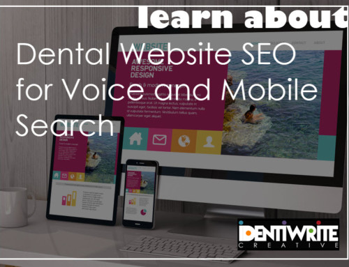 Dental Website SEO for Voice and Mobile Search
