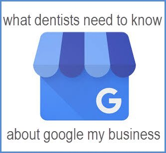 google my business for dentists
