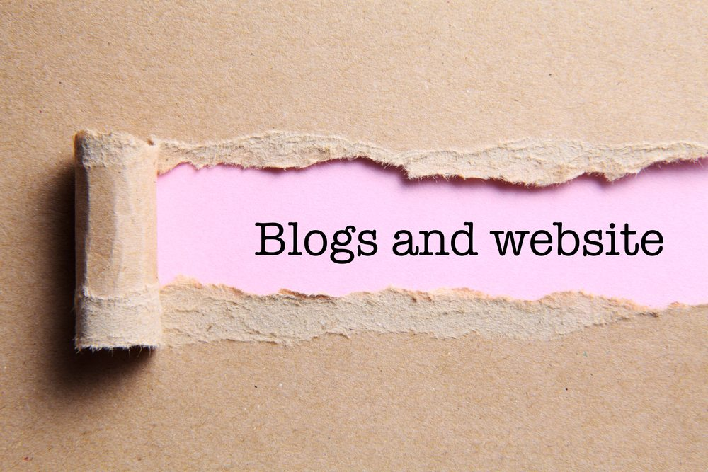 blogs and website reveal