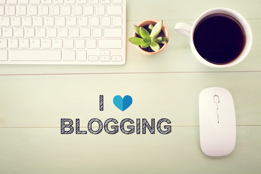 i love blogging for dentists