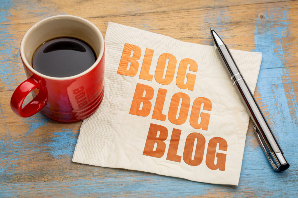 dental blogging tips